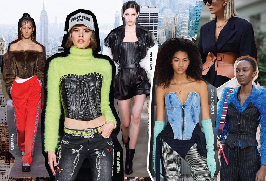 Как носить корсет – фирменную вещь Ким Кардашьян?
