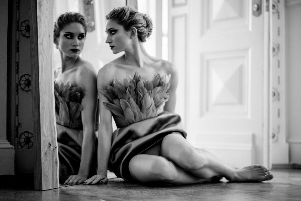 Как красятся балерины? Секреты макияжа Одетты и Одиллии раскрывает Елизавета Таранда