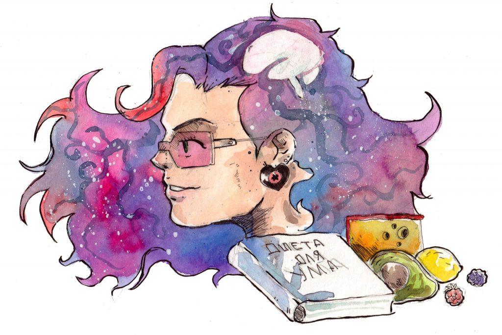 Какие продукты самые полезные для вашего мозга? Диета для умниц и красавиц в новой книге-бестселлере