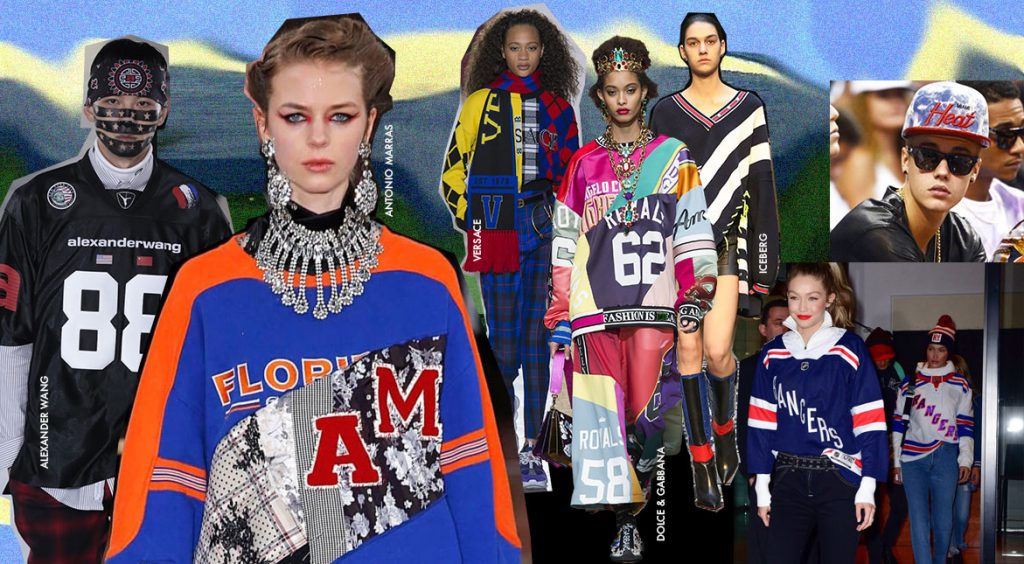 Футбольный бум продолжается: фанатские футболки и шарфы на острие моды