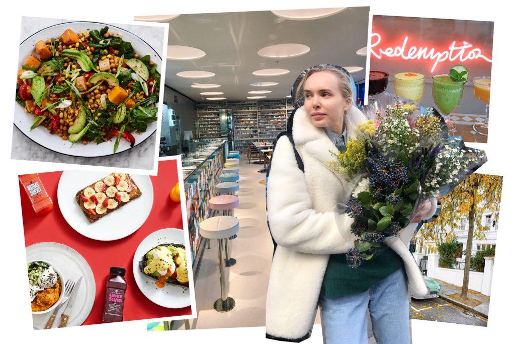 Где вкусно и полезно поесть в Лондоне? Местная жительница Илона Столье делится адресами