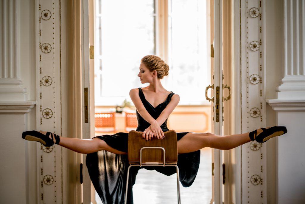 Что в балете важнее: генетика или везение? Рассказывает Елизавете Таранда