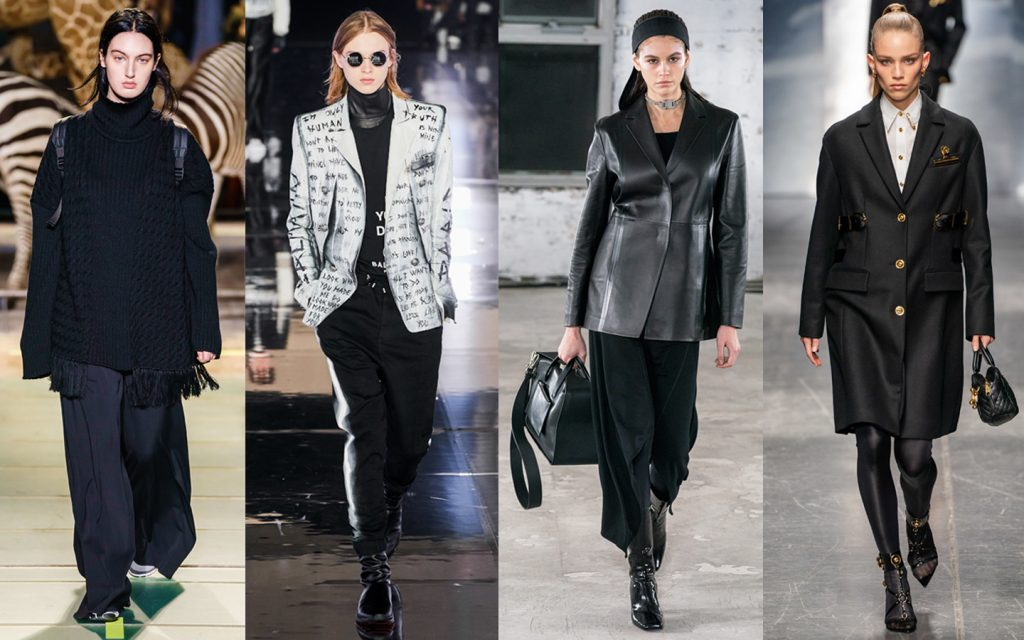 Чем удивили мужские недели моды сезона  осень–зима 2019/2020
