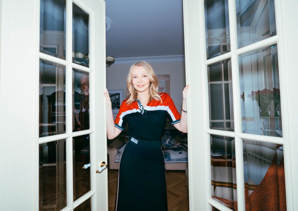 Из глянца в диджитал: Виктория Давыдова о закате журналов, своем блоге SportChic и новой веганской жизни