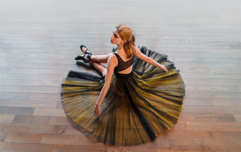 Как одеваются балерины – на репетициях и в жизни, рассказывает Елизавета Таранда