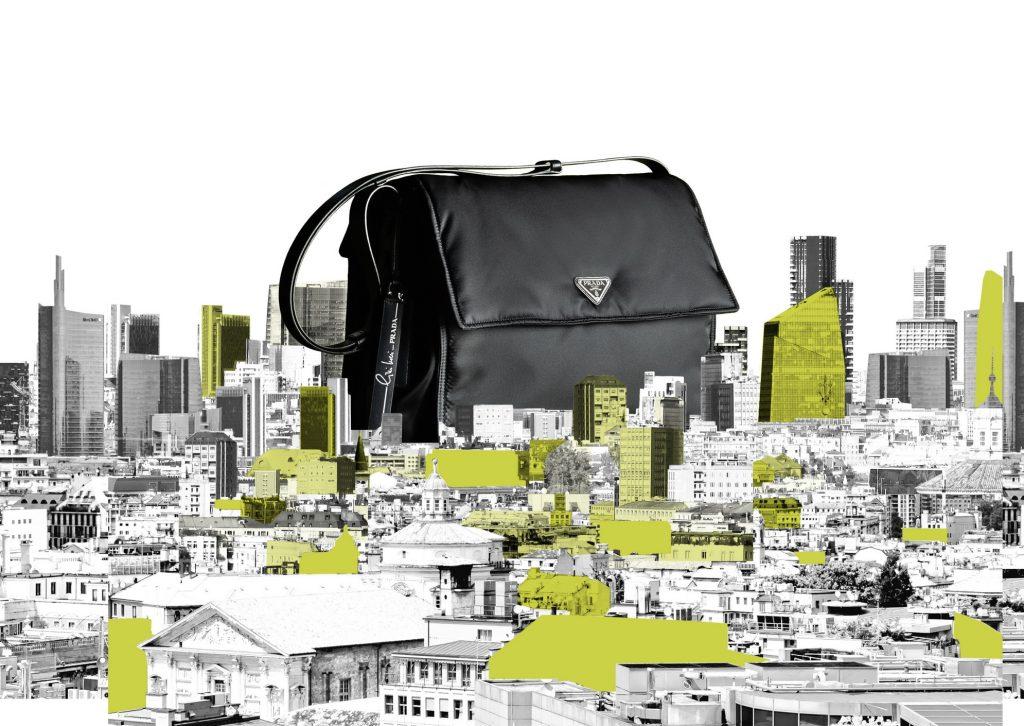 Взгляд архитекторов на сумки Prada: что получилось