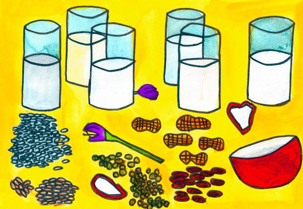 Растительное молоко – какое самое вкусное и полезное?
