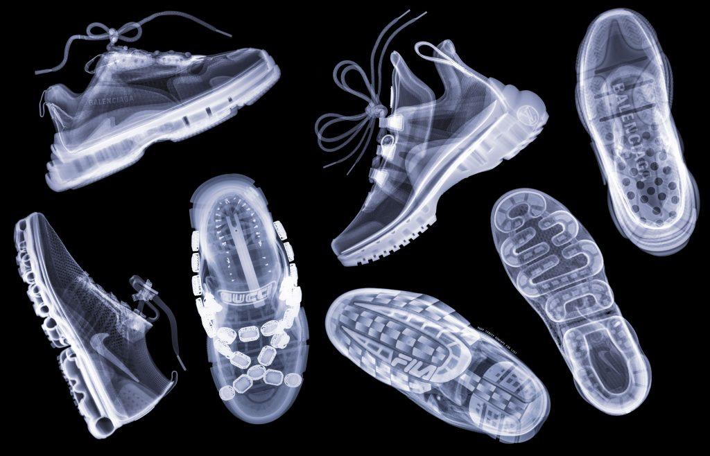 Из чего на самом деле сделаны кроссовки? Разобрались модный поисковик Lyst и художник Хью Терви