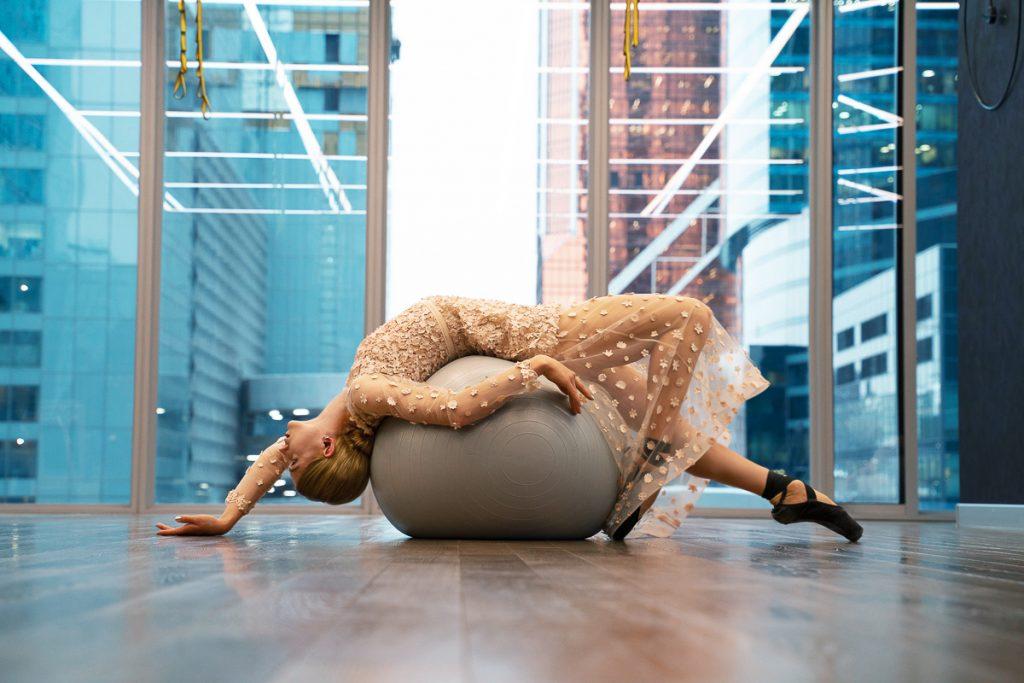Как балерины приходят в форму после родов? Рассказывает Елизавета Таранда