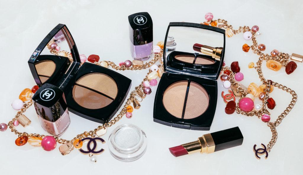 Круизная коллекция макияжа Chanel – для красной дорожки и отпуска на Ривьере
