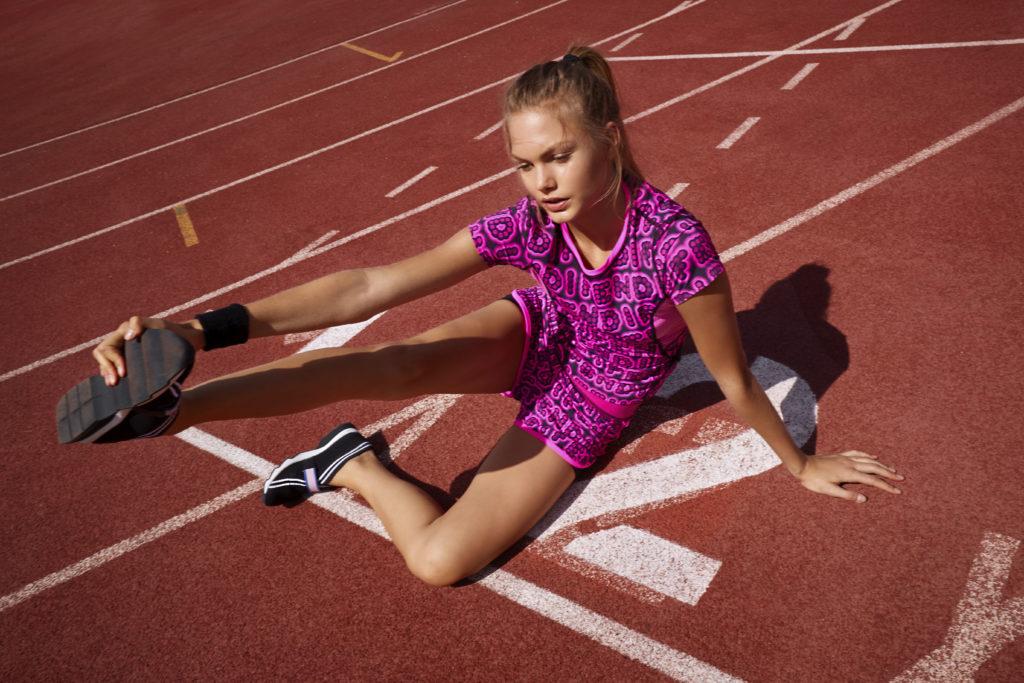 как правильно бегать чтобы похудели ноги