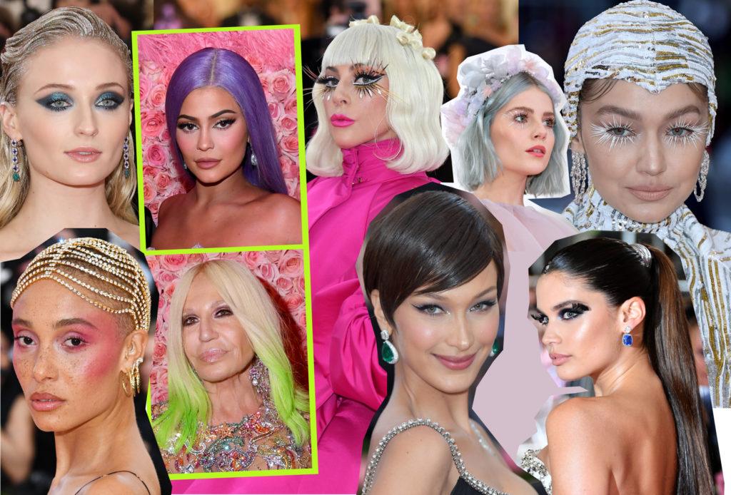 Что такое макияж в стиле кэмп? Показывают звезды