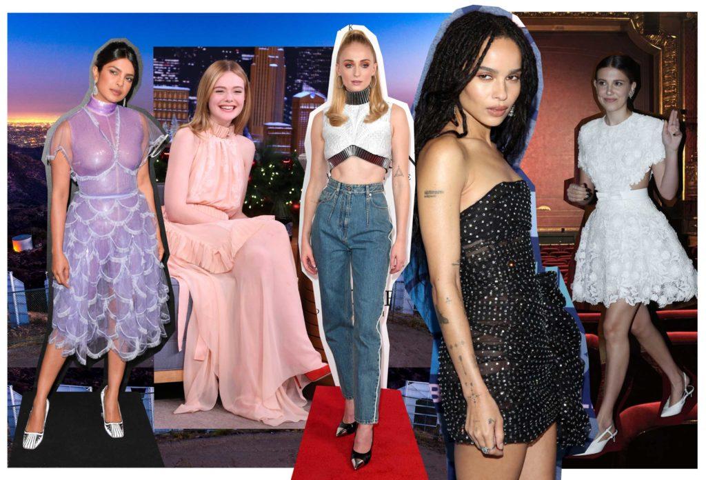 По эту сторону экрана: пять самых стильных актрис Голливуда