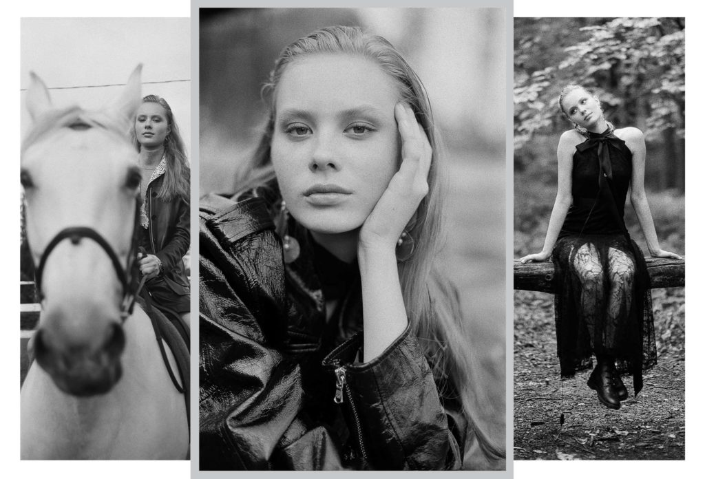 Актриса и модель Мирослава Михайлова – о кино и конном спорте