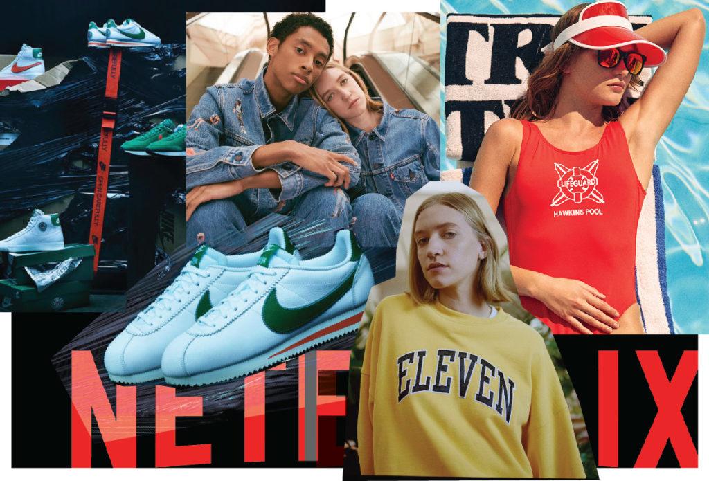 Очень странные дела: мистический сериал Netflixпро 1980-е вдохновляет модные бренды