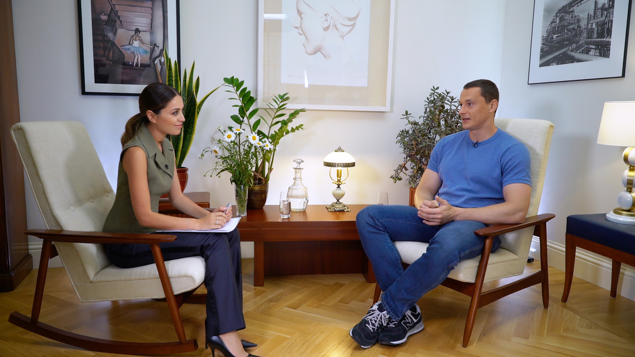 Все о витаминах: интервью со спортивным врачом