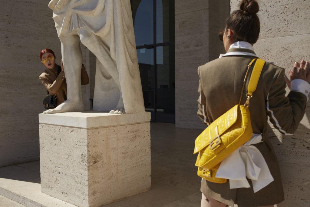 Культовая сумка нулевых продолжает покорять сердца. А какой «багет» ваш?