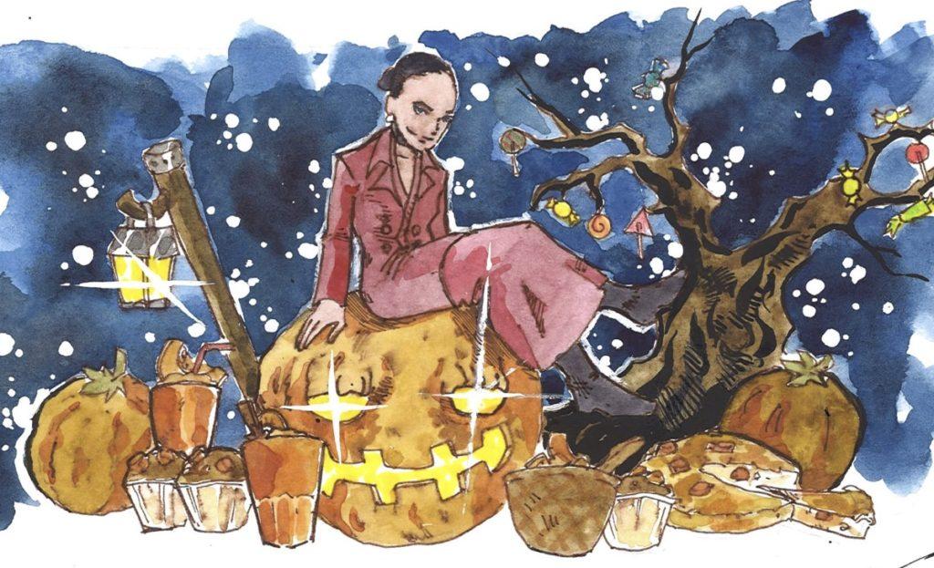 Рецепты с тыквой – к Хэллоуину и не только