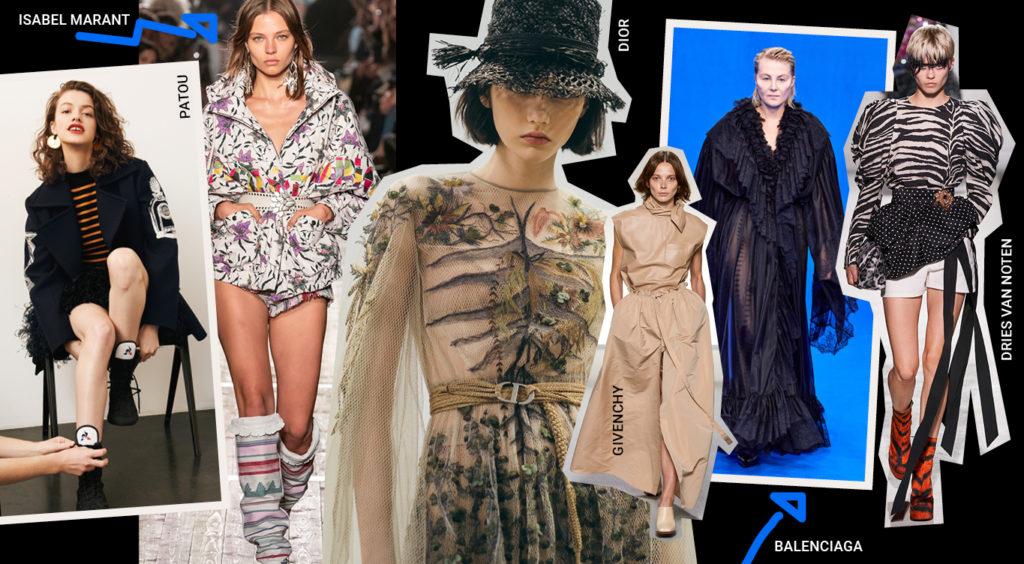 Точки над «i»: самое интересное, что произошло на Неделе моды в Париже