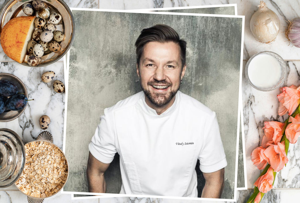 Шеф-повар «Сахалина» Виталий Истомин о том, как научиться вкусно готовить
