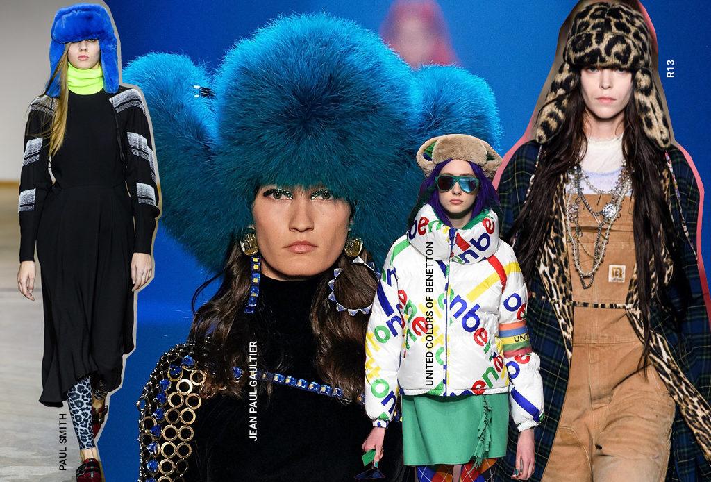 Из России с любовью: шапка-ушанка – на острие моды