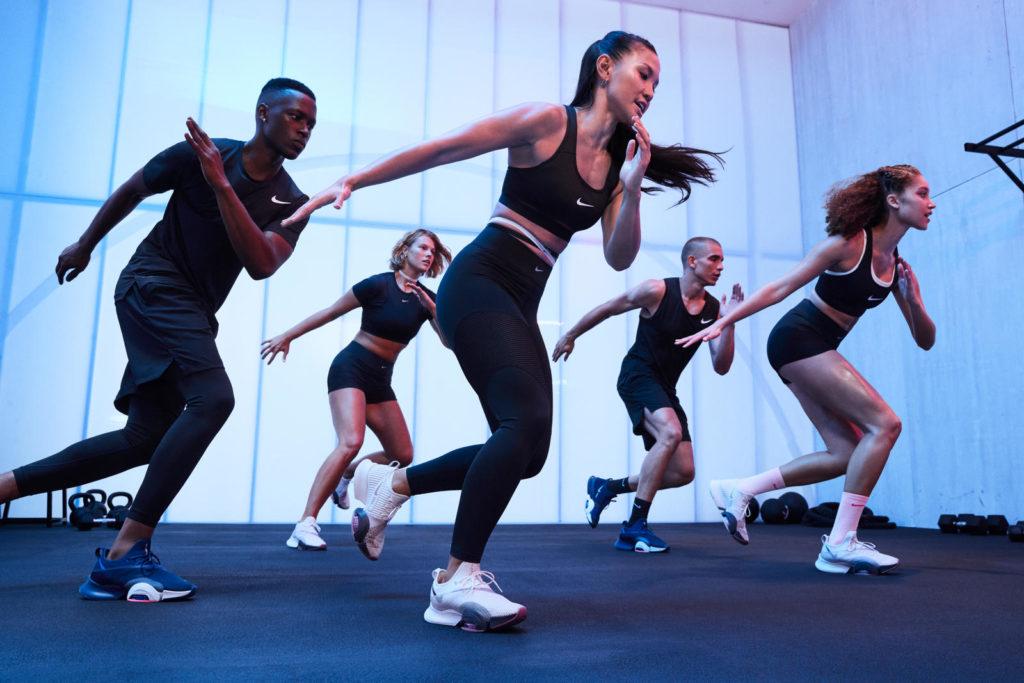 Новые кроссовки Nike Air Zoom SuperRep – для тех, кто любит поинтенсивнее