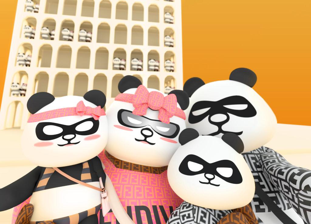 На удачу: капсула Fendi в честь Китайского Нового года