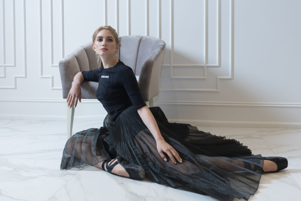 Елизавета Таранда – о театральной иерархии и том, как из артистки балета стать прима-балериной