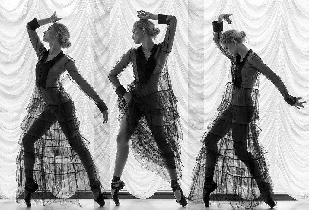 Секреты костюмерной раскрывает балерина Елизавета Таранда