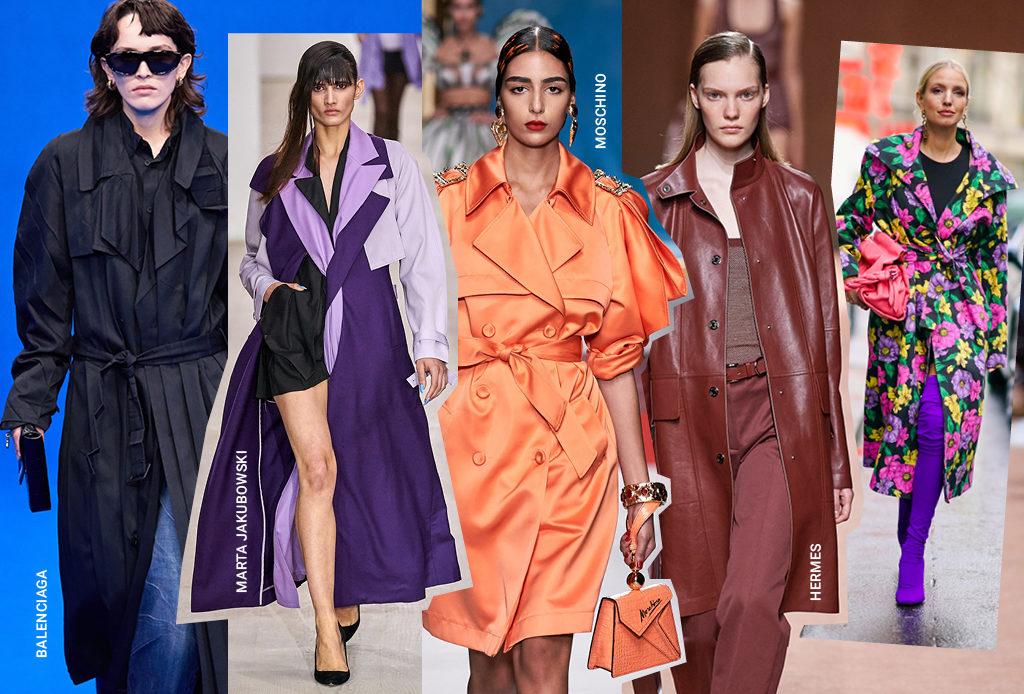 Самые модные плащи весны-2020: 5 классных вариантов
