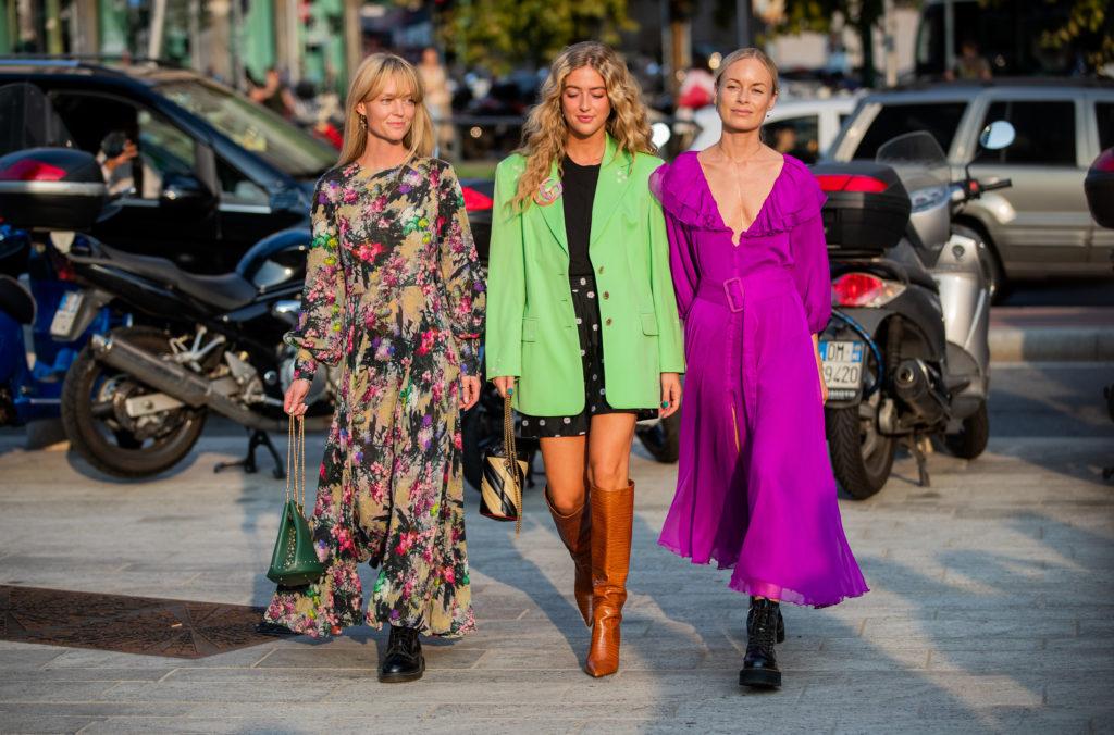 Пять самых красивых платьев на лето-2020