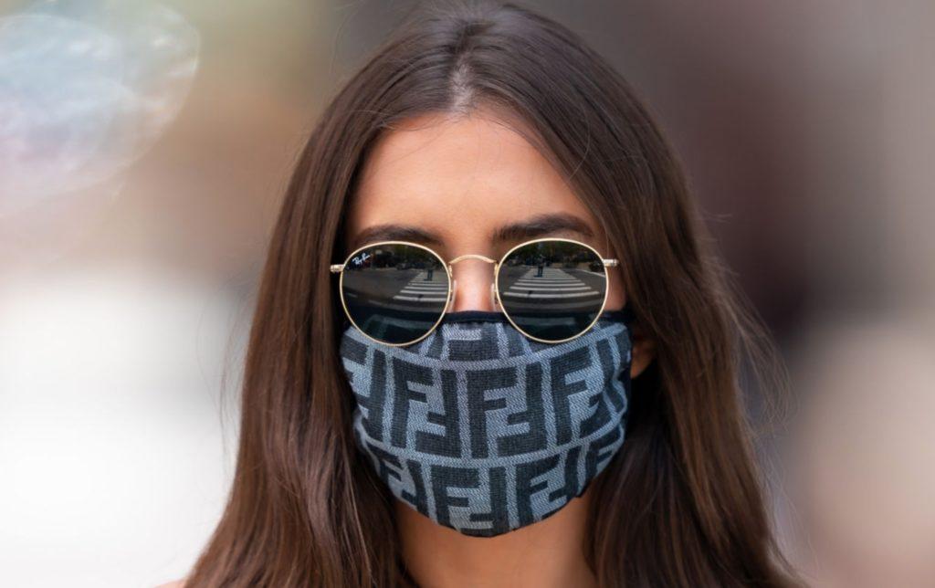 Медицинские маски – новый модный аксессуар!