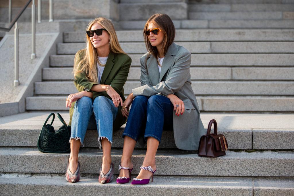 Какие джинсы лучше всего сидят? Вот три классных варианта