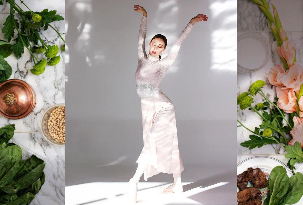 Что едят балерины? Рассказывает ведущая солистка Большого театра Кристина Кретова
