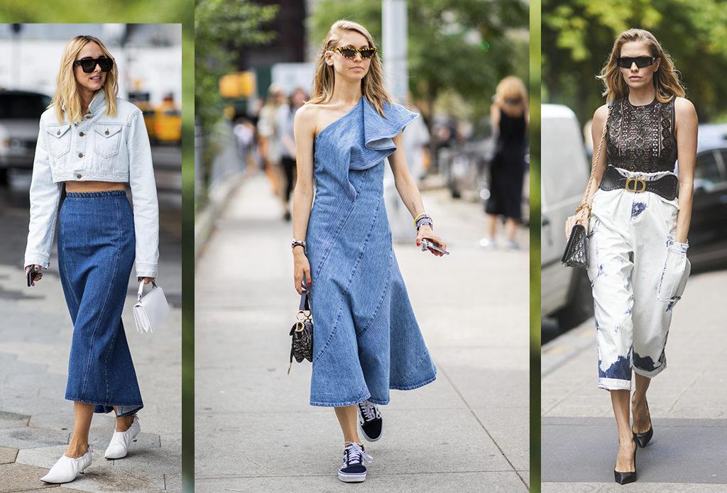 Джинсовое настроение: 5 вещей из денима,  которые вы можете носить все лето