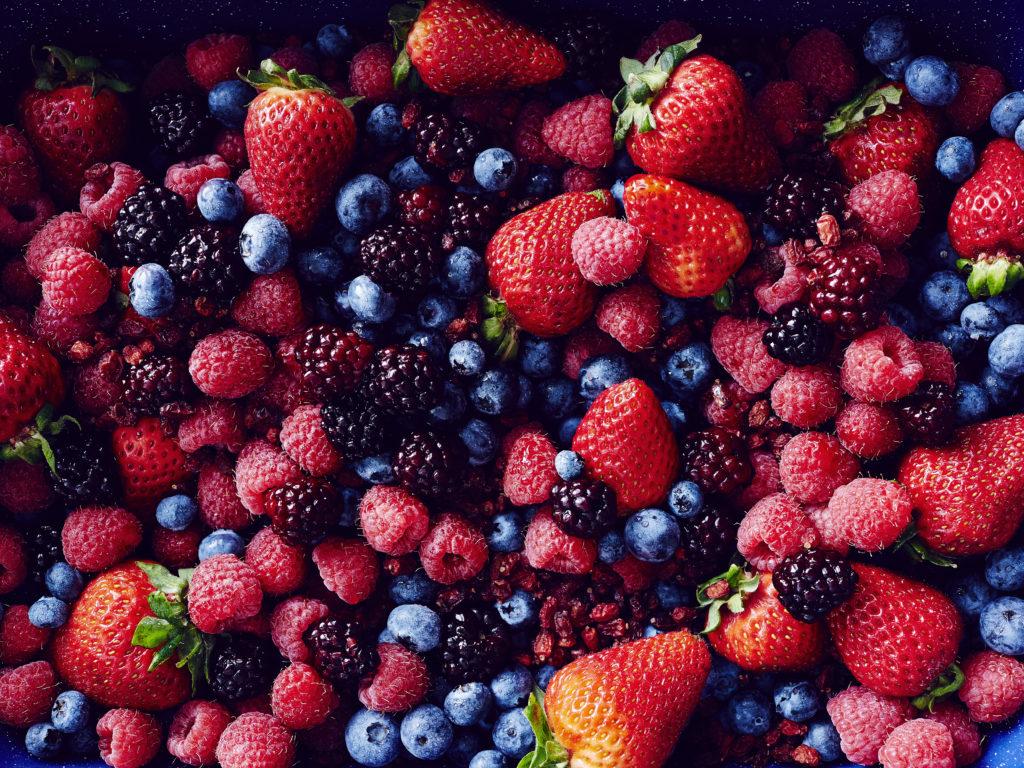 Пять самых полезных летних ягод
