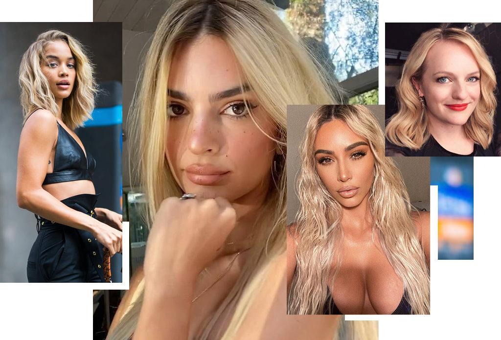 Блондинки 2020:  в какой цвет покрасить волосы