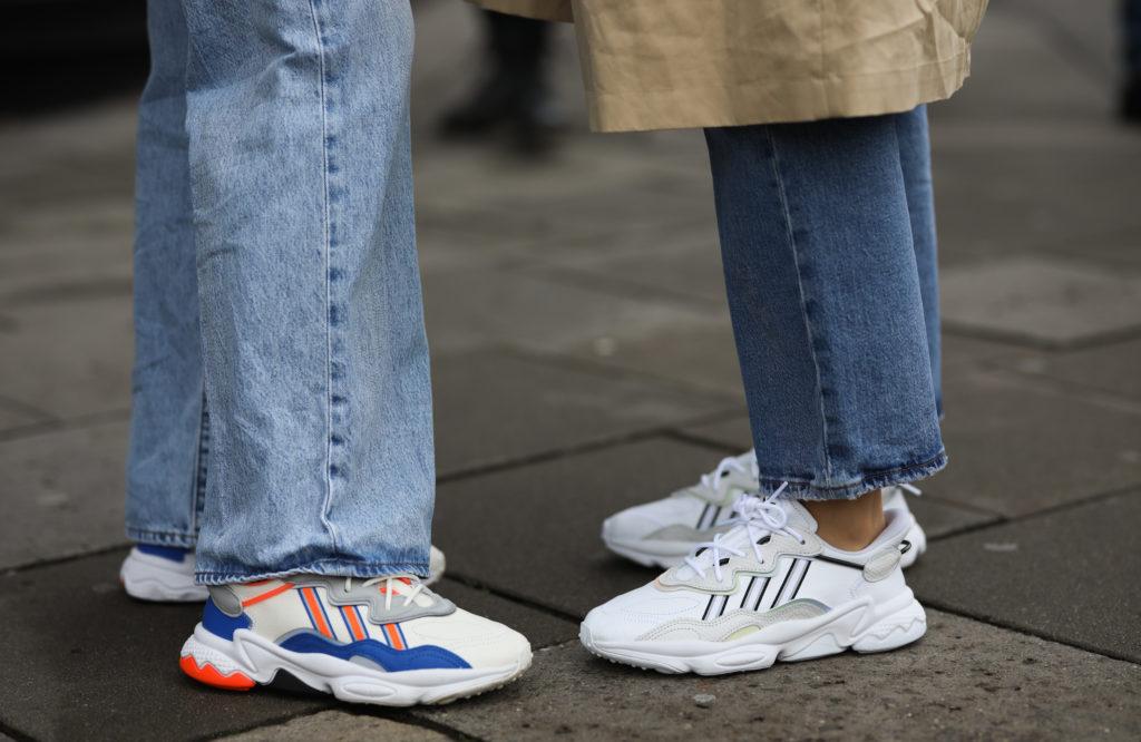 Самые модные кроссовки-2020 – в стиле ретро