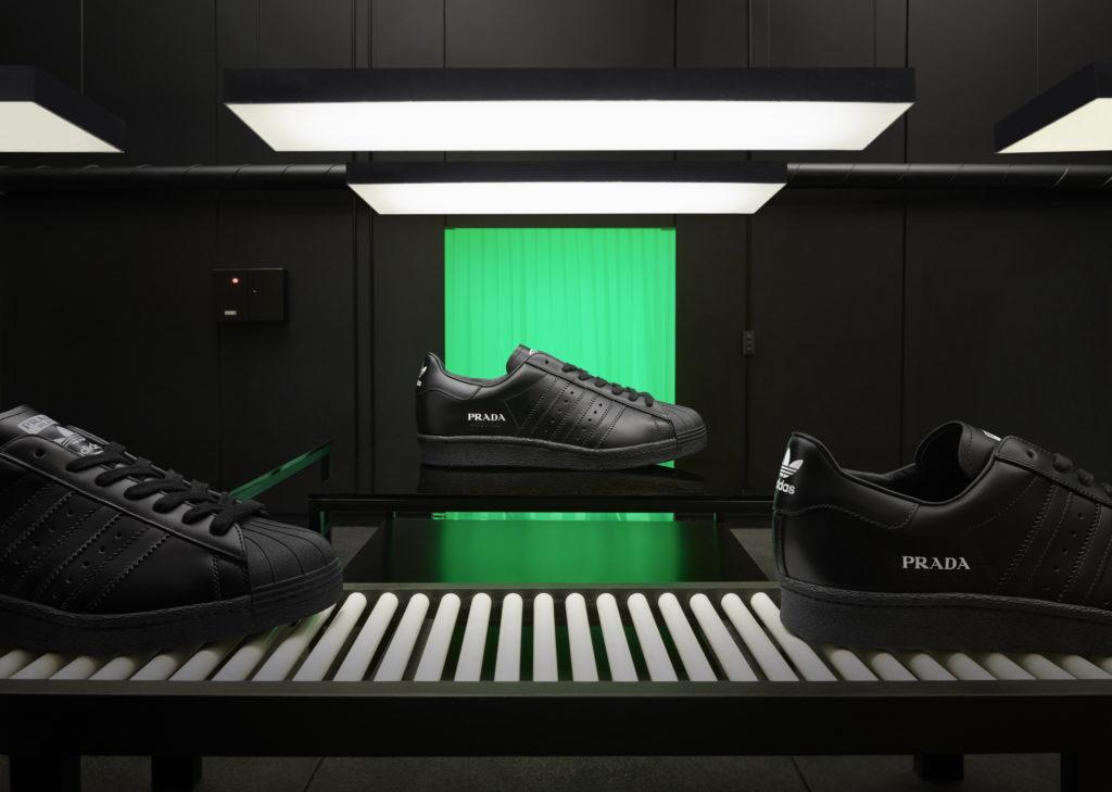 Вперед в прошлое: кроссовки Prada Superstar