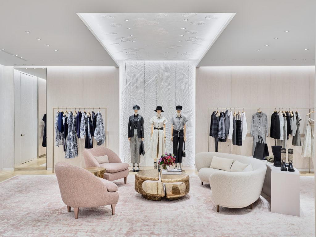 Париж в Москве: обновленный бутик Dior