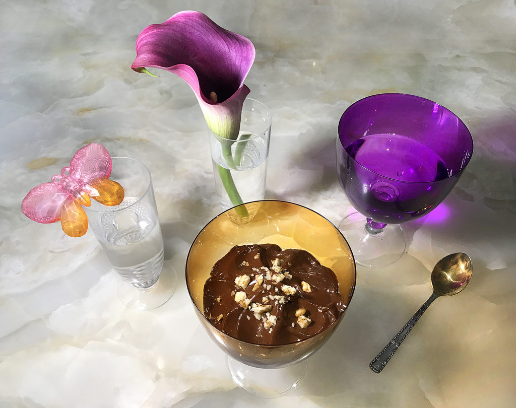 Шоколадный мусс для хорошего настроения