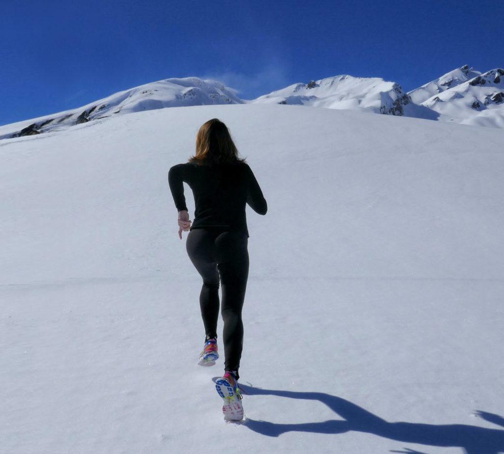 Как бегать зимой? Рассказывает эксперт