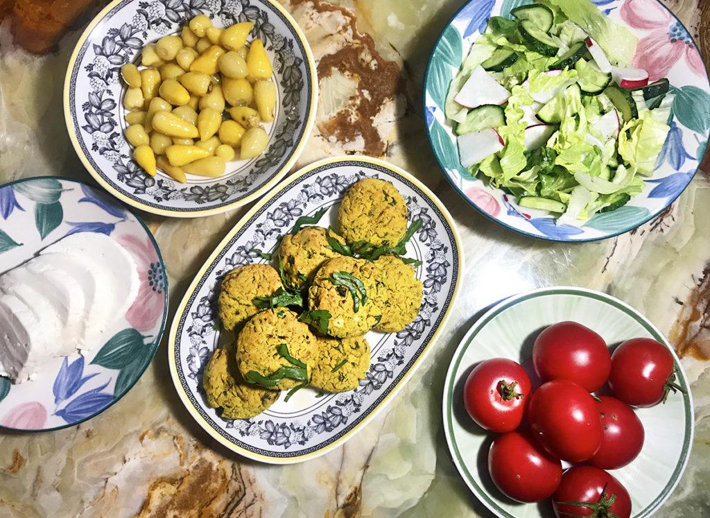 Нут: польза, калорийность и рецепт фалафеля