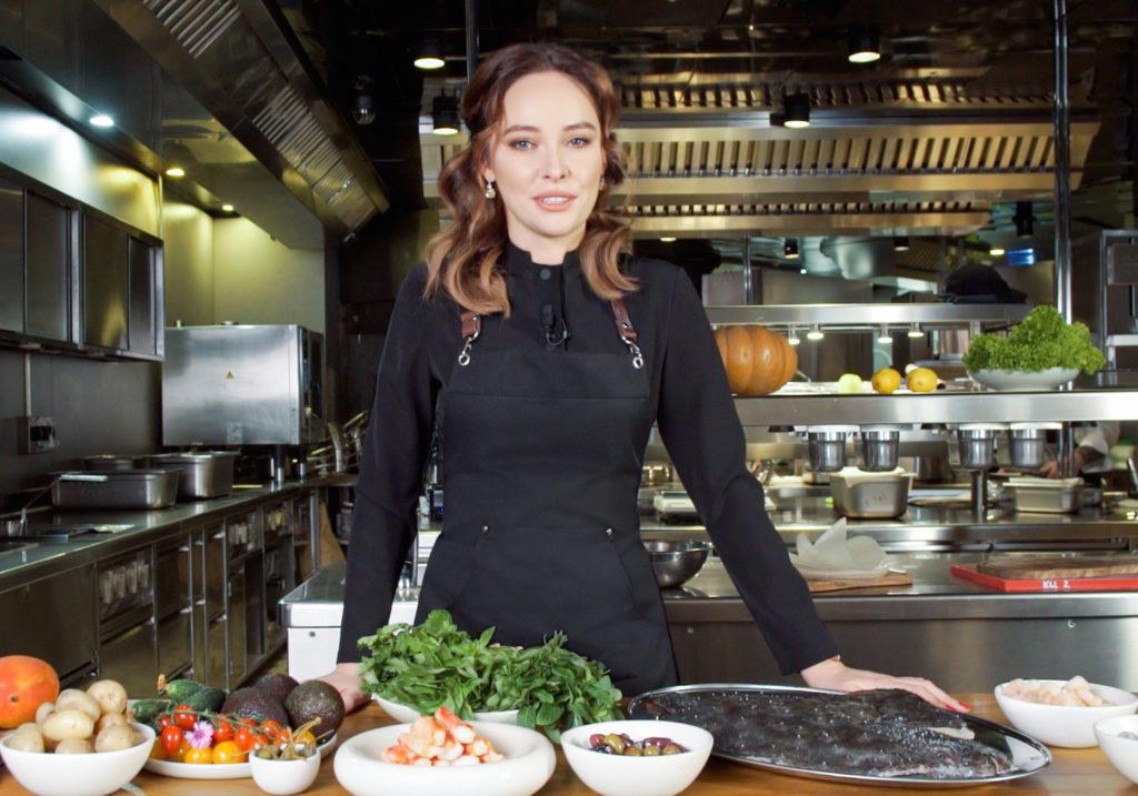 Праздничный стол, как в ресторане: готовит Ирина Зарькова