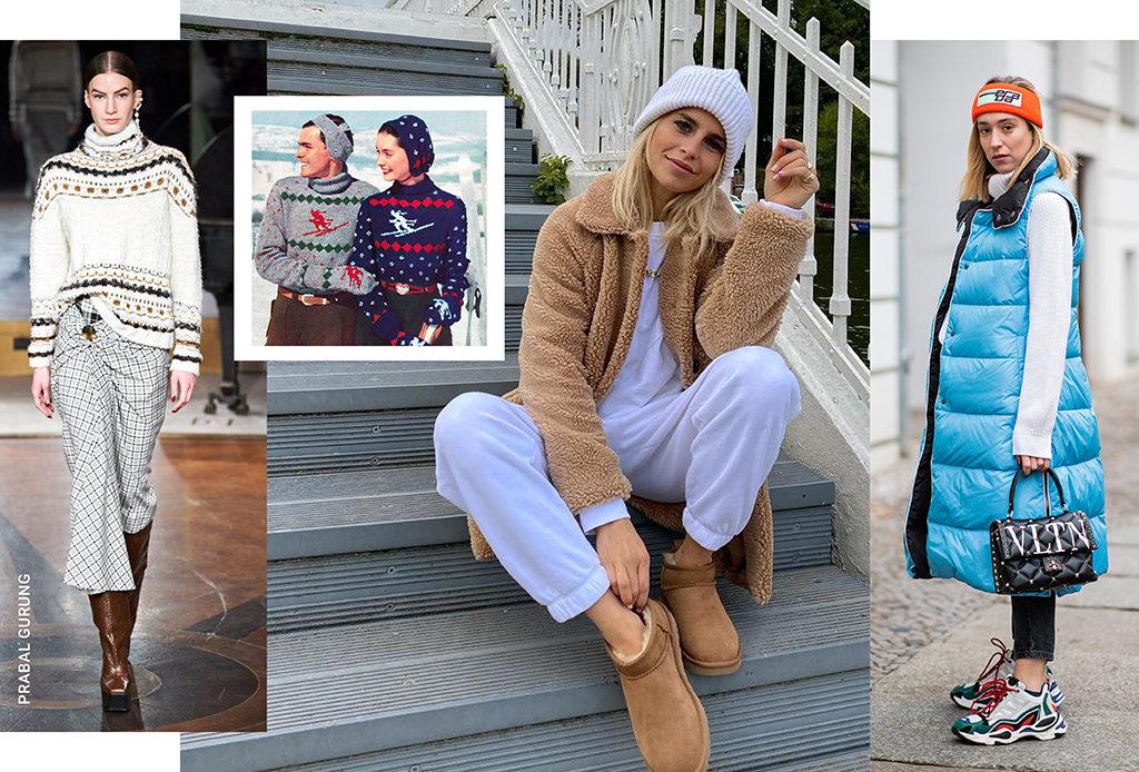 Шесть модных вещей, которые пригодятся и в городе, и во время зимних каникул на даче