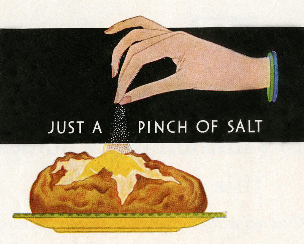Действительно ли соль вредна для здоровья?