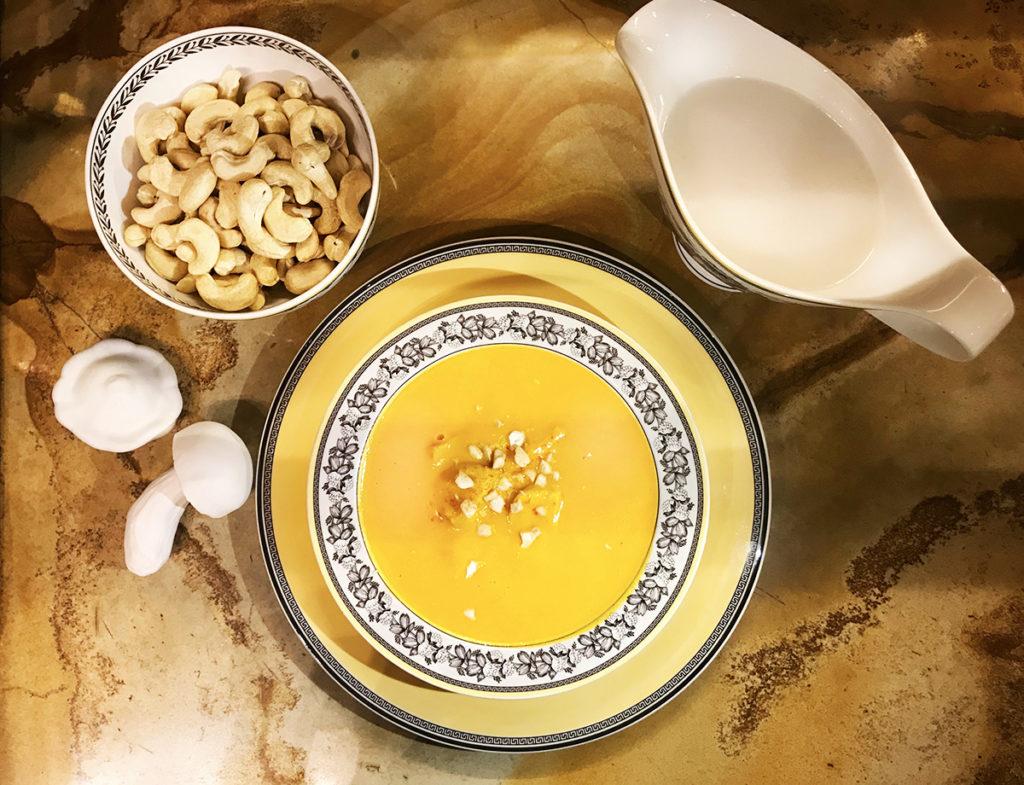 Антипростудный куриный суп – кето-версия