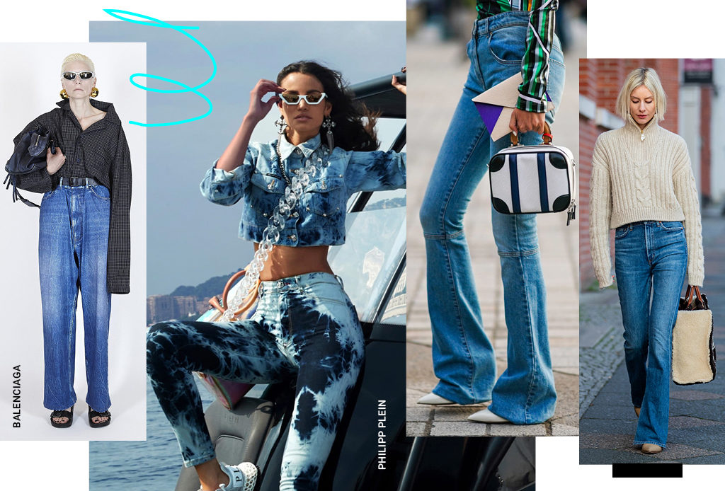 Самые модные джинсы весны: 3 классные модели
