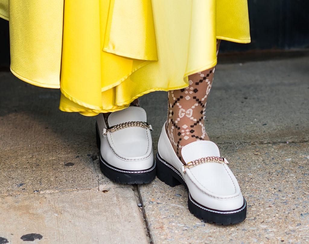 Три пары обуви на раннюю осень