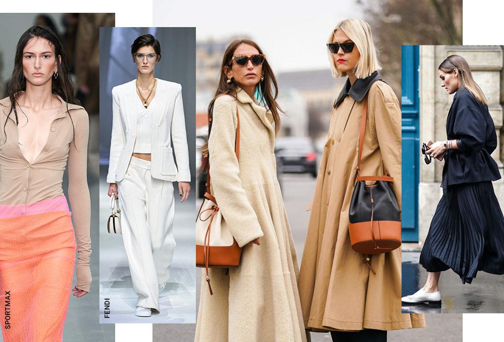 Базовый гардероб на весну-2021
